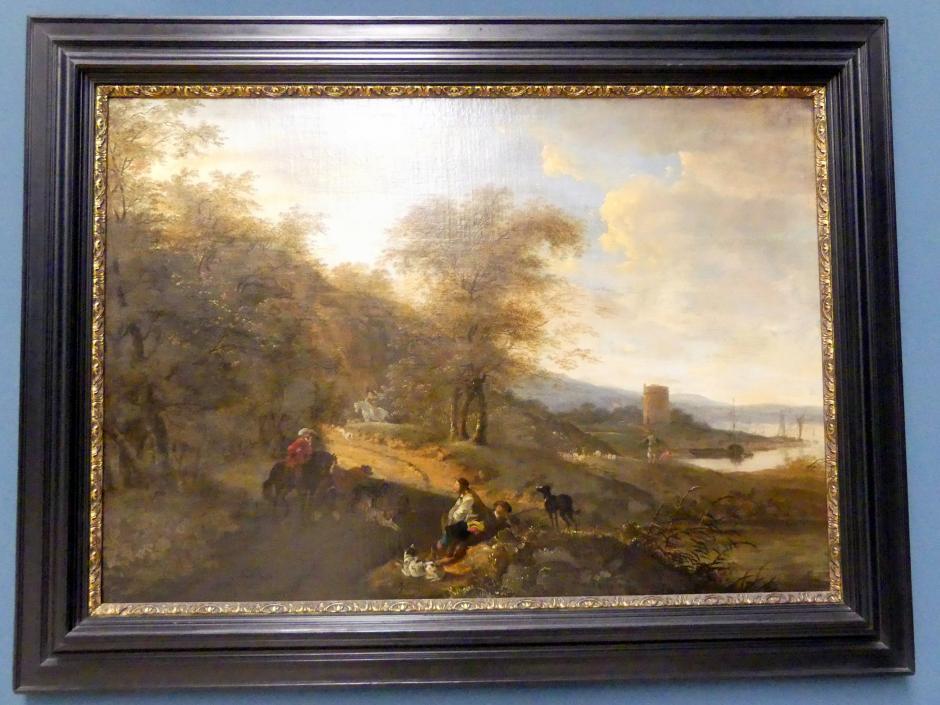 Jan Both: Südliche Landschaft, Undatiert