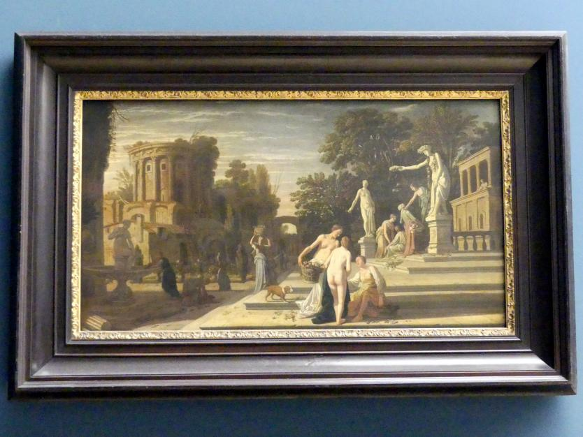 Nicolaes Moeyaert (Claes Corneliszoon Moeyaert): Der Frühling, 1624