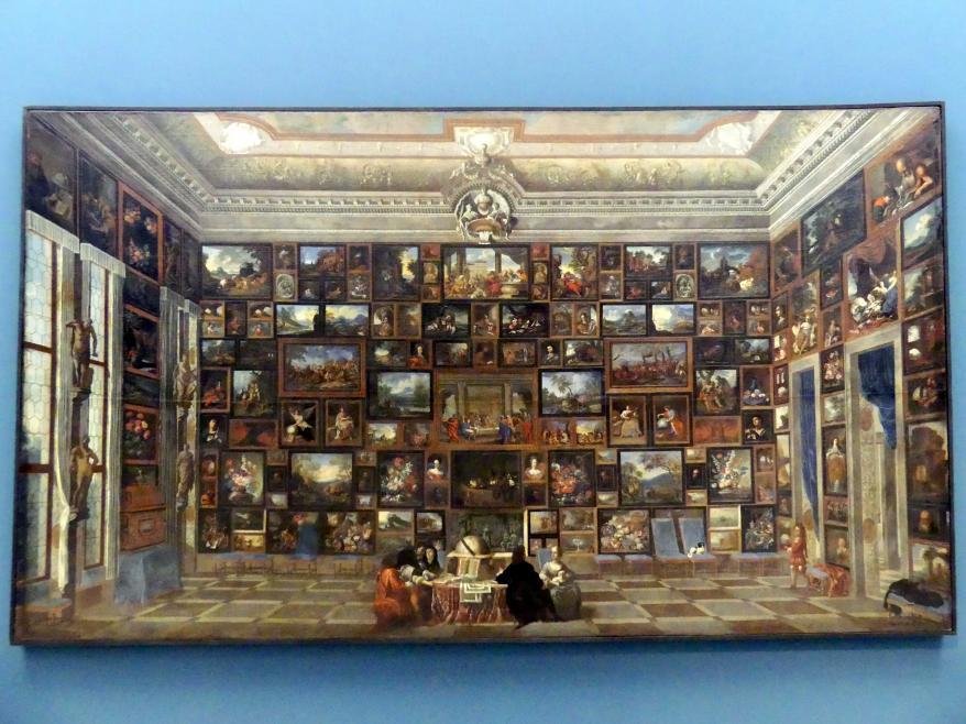 Johann Michael Bretschneider: Gemäldegalerie, 1702