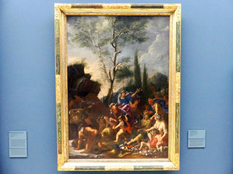 Johann Heiss: Triumph der Flora, 1683