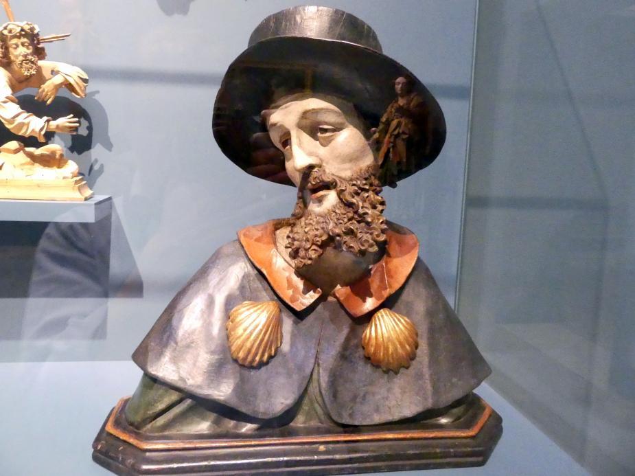 Hans Zürn der Ältere: Hl. Jacobus d.Ä., Um 1613