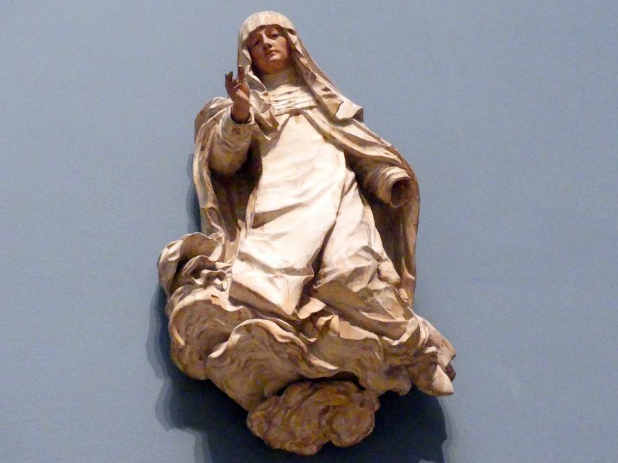 Josef Stammel: Hl. Katharina von Siena, Mitte 18. Jhd.