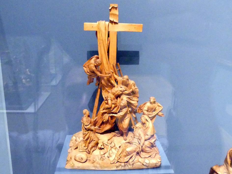 Franz Martin Mutschele: Kreuzabnahme Christi, um 1775 - 1780