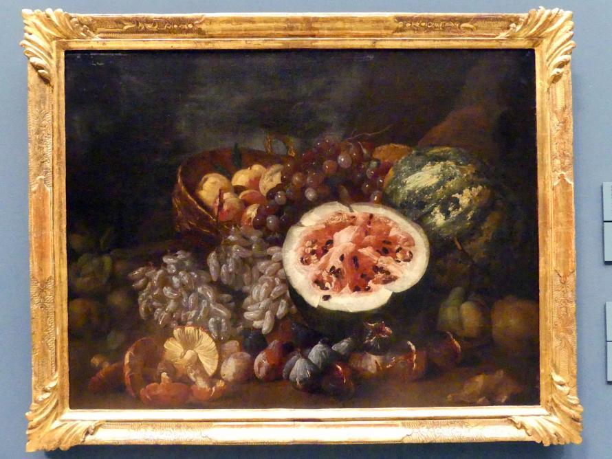 Franz Werner Tamm: Früchtestillleben, 1690 - 1700