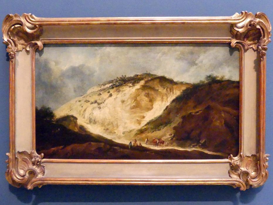 Johann Christian Brand: Die Sandgrube, 1776