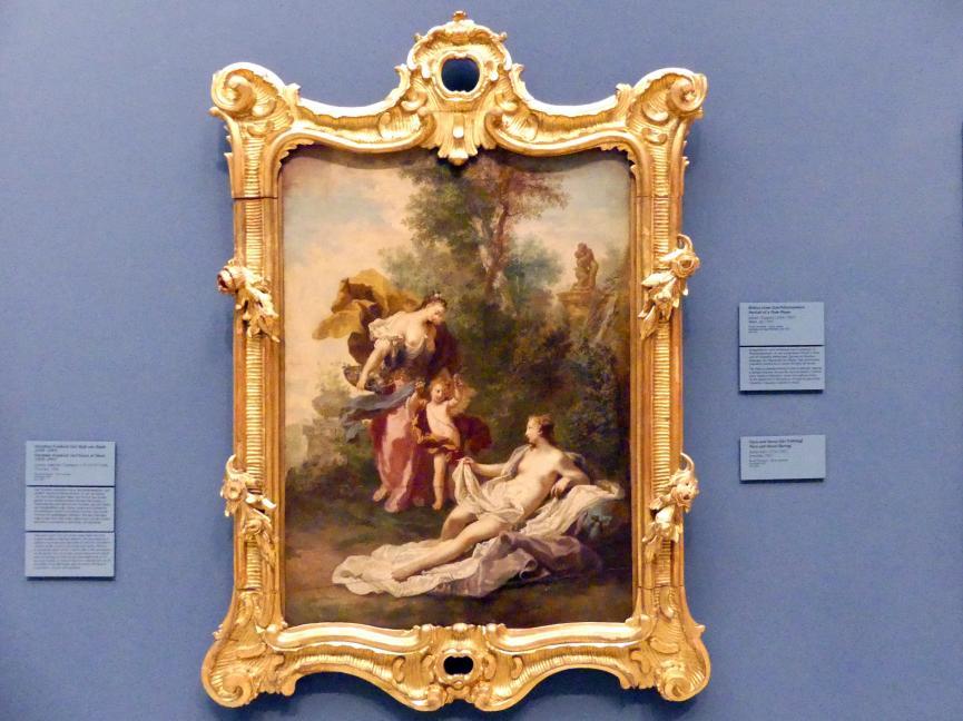 Anton Kern: Flora und Venus (Der Frühling), 1747