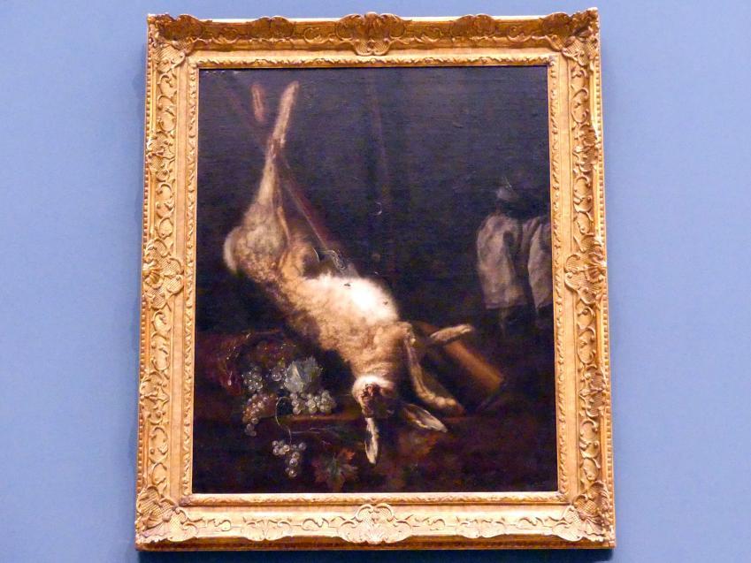 Stillleben mit totem Hasen, Um 1660 - 1680