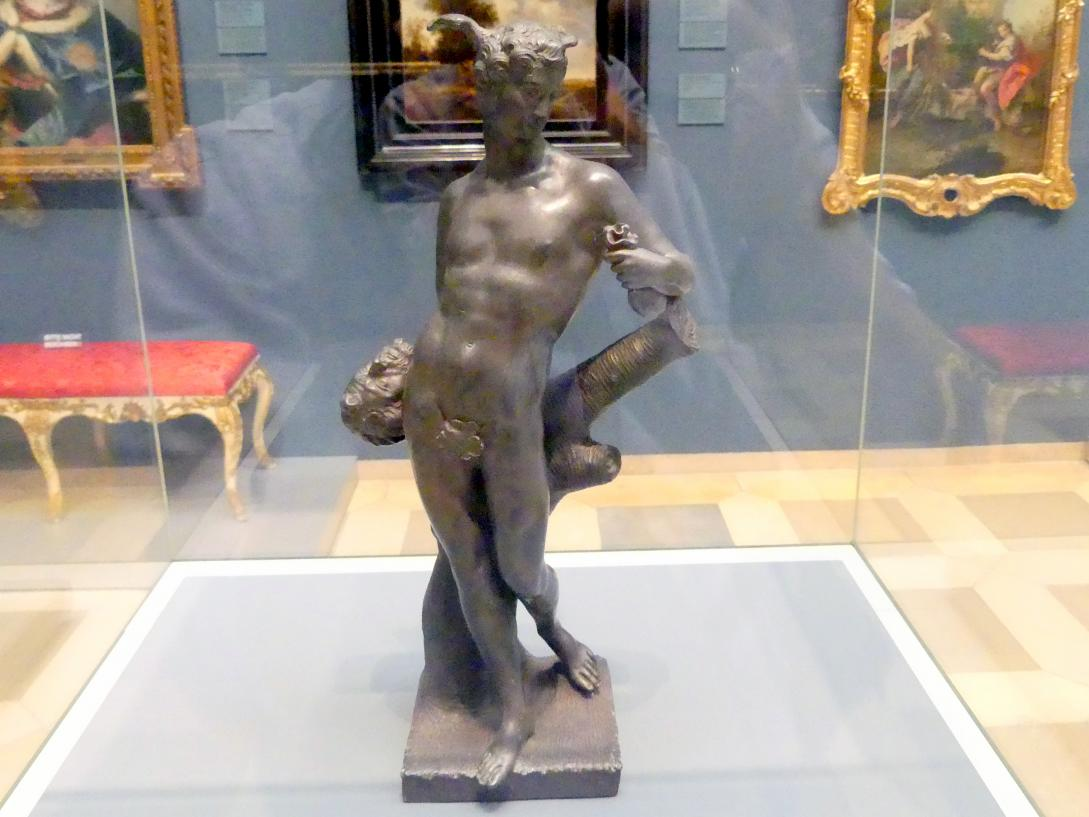 Georg Raphael Donner: Merkur mit dem Haupt des Argus, 1794