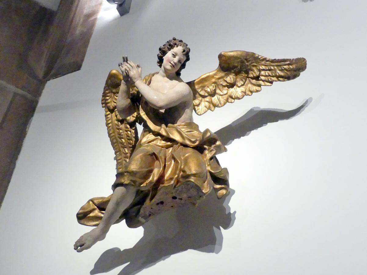 Josef Schokotnigg: Kniender Engel, Um 1750