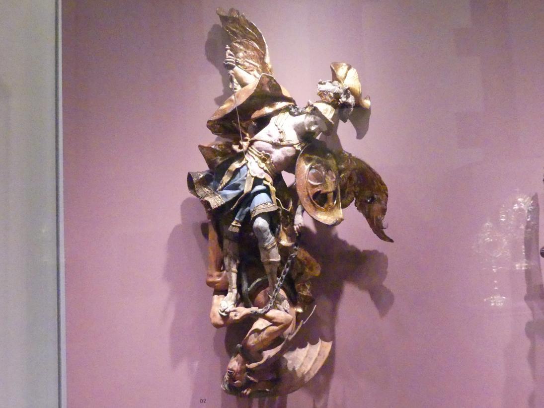 Erzengel Michael, um 1750