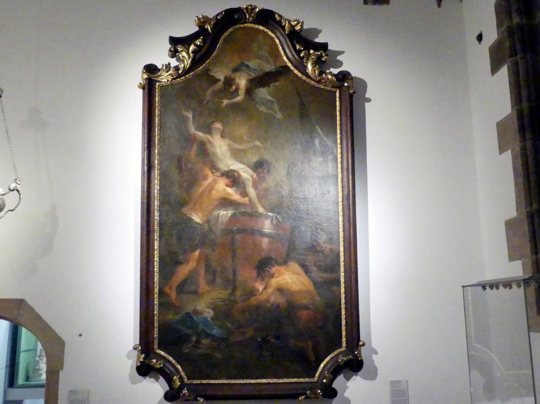 Martin Johann Schmidt (Kremser Schmidt): Das Martyrium des hl. Veit, 1772
