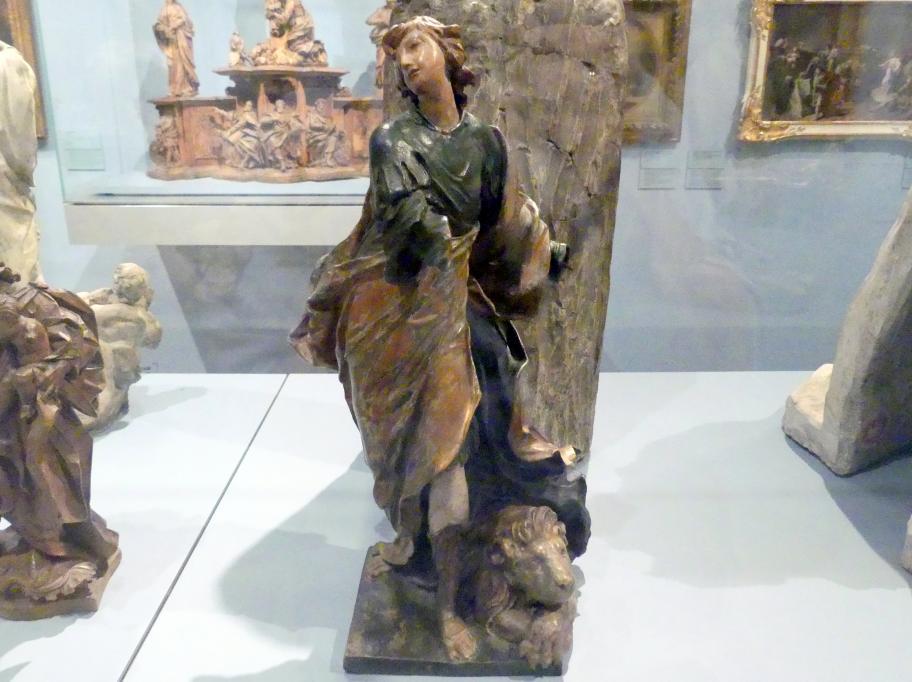 Lorenzo Mattielli: Prophet Daniel. Modell für die Figur am Hochaltar der Stiftskirche Melk, Um 1730