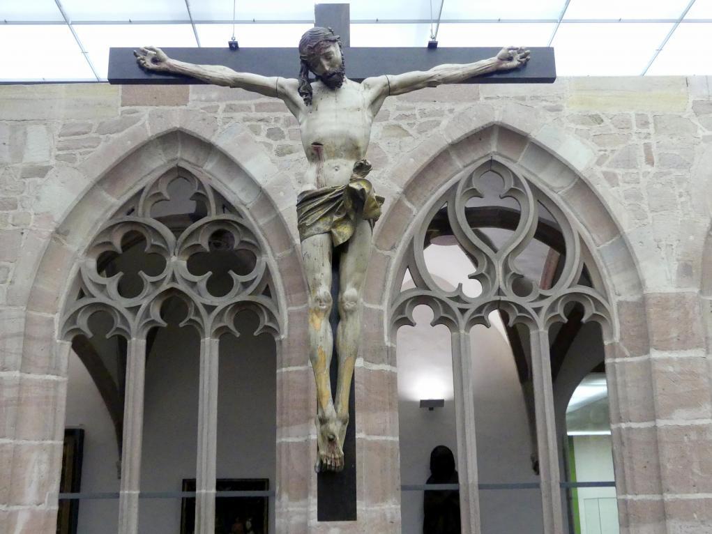 Veit Stoß: Christus am Kreuz, um 1500