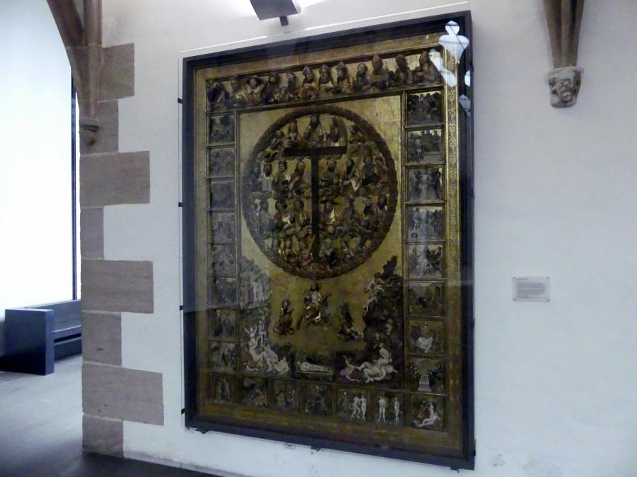 Veit Stoß: Rosenkranztafel, Um 1518