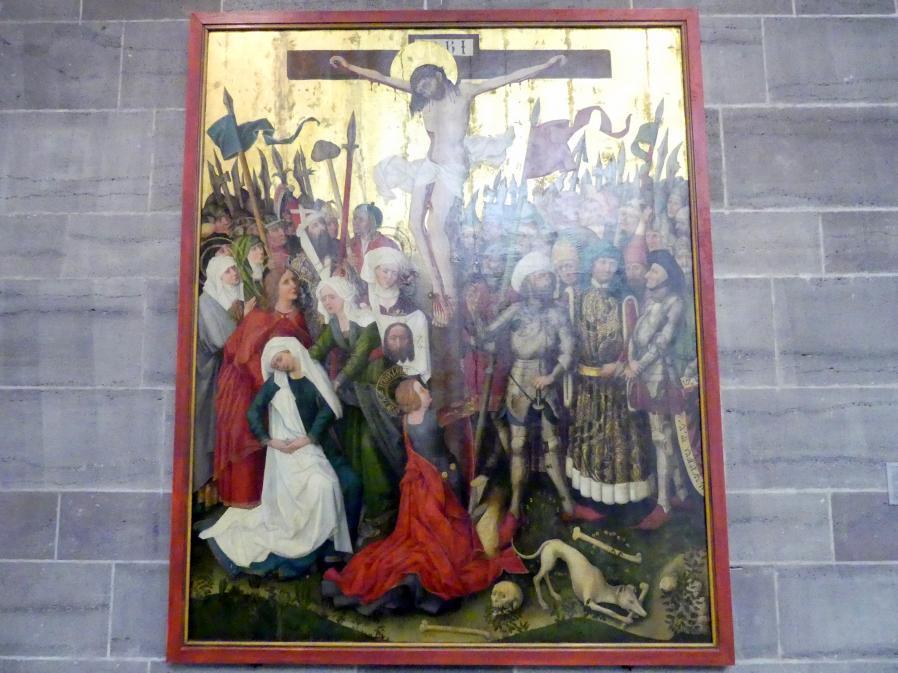 Kreuzigung Christi, um 1455