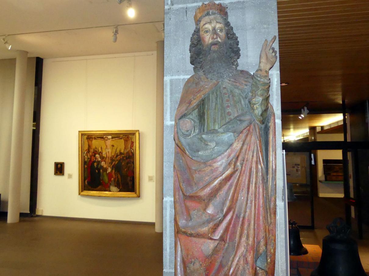 Heiliger König Melchior, Undatiert