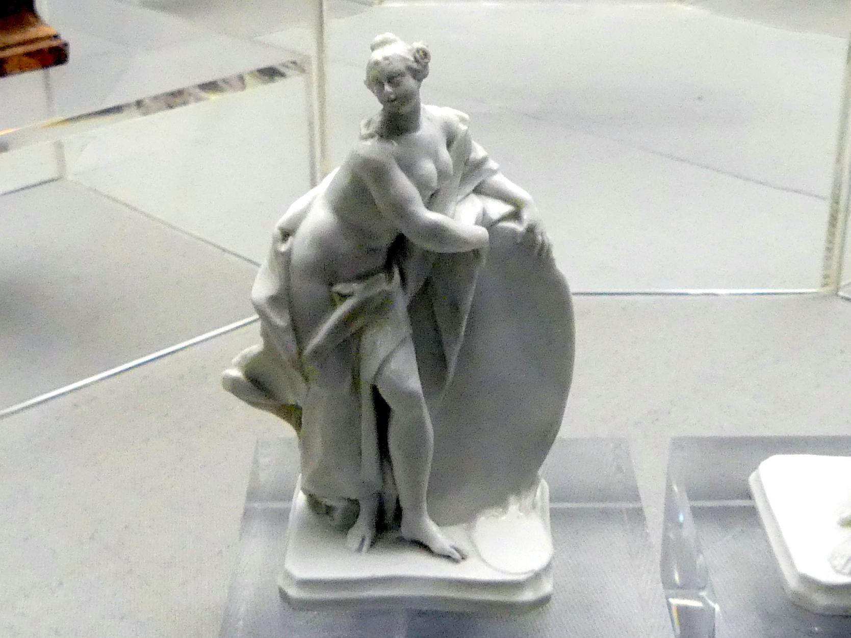 Ignaz Günther: Allegorie der Malerei, um 1760