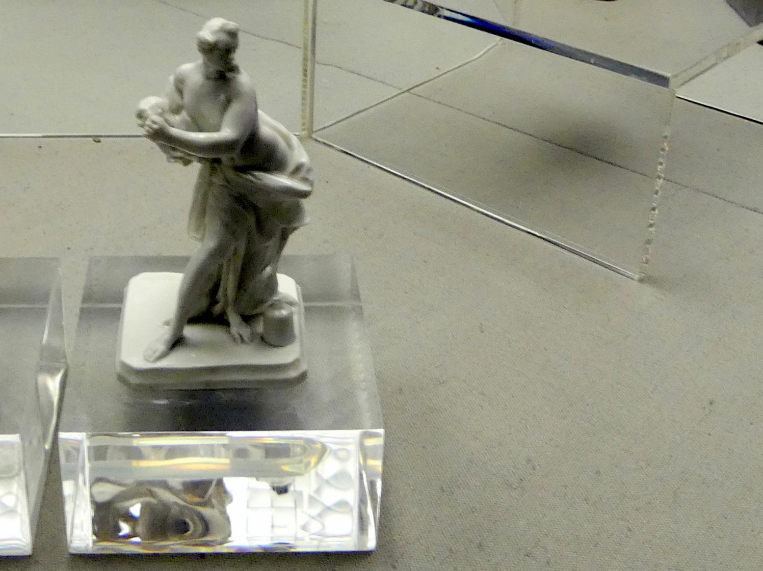 Ignaz Günther: Allegorie der Bildhauerei, um 1760