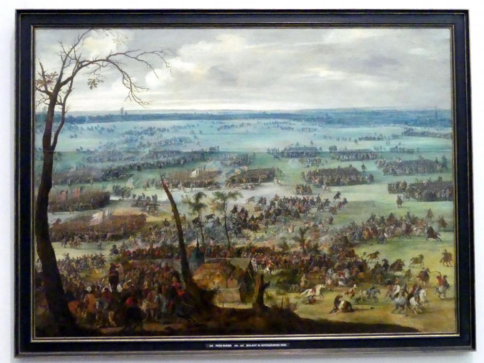 Pieter Snayers: Schlacht im achtzigjährigen Krieg, Undatiert