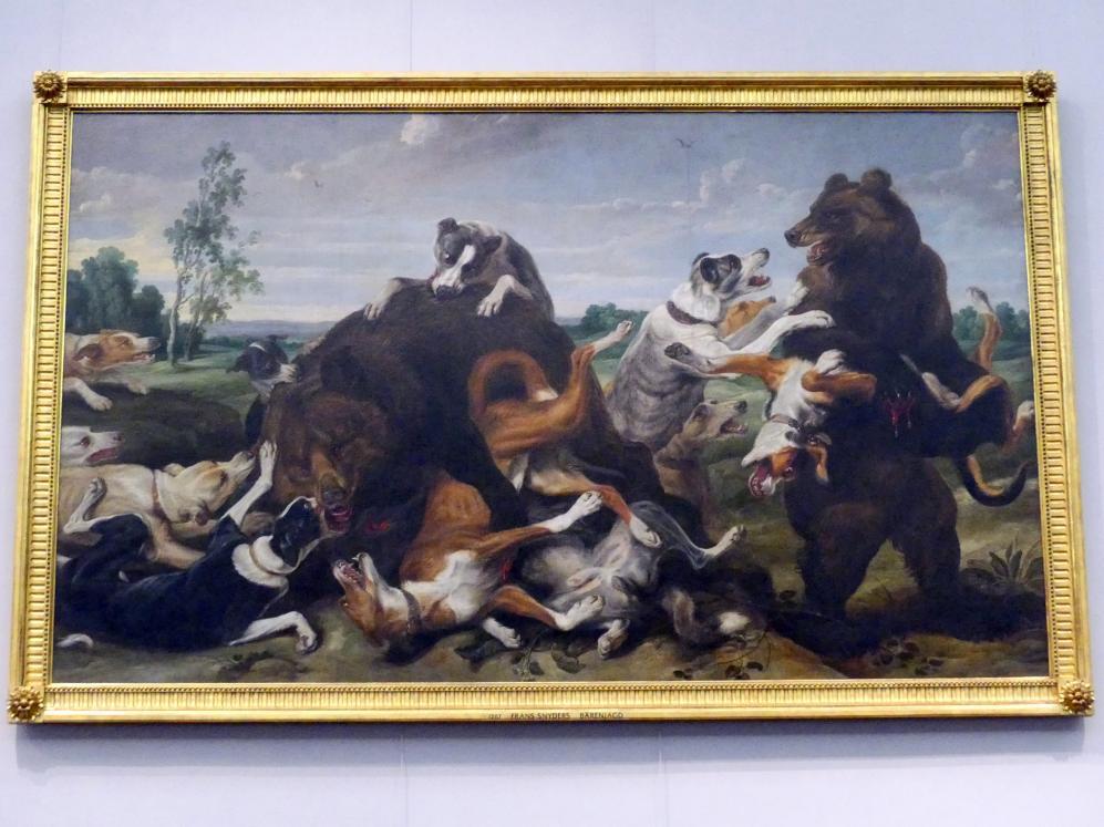 Frans Snyders: Bärenjagd, Undatiert