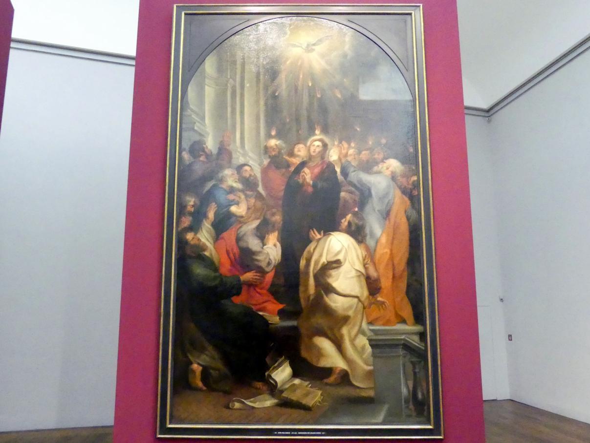 Peter Paul Rubens: Ausgießung des Heiligen Geistes, 1619
