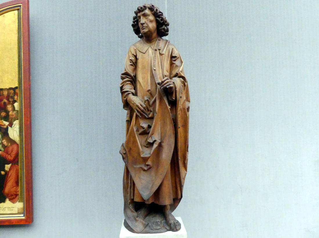 Tilman Riemenschneider: Apostel Matthias, Um 1500 - 1505