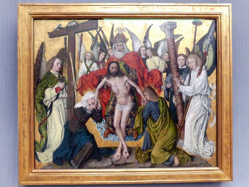 Die Heilige Dreieinigkeit als Gnadenstuhl, Um 1470