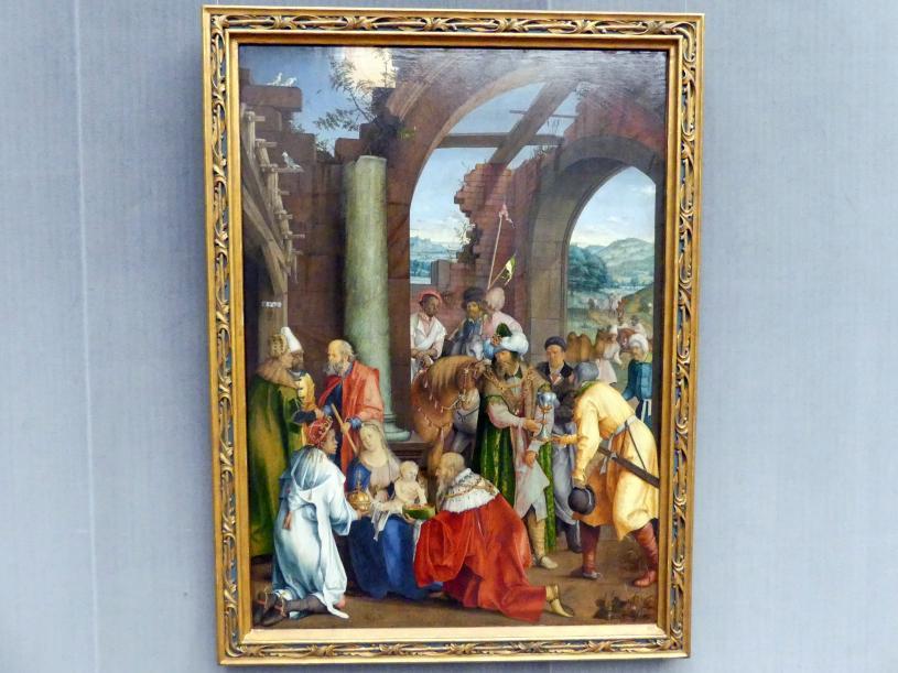 Hans Süß von Kulmbach: Die Anbetung der Könige, 1511