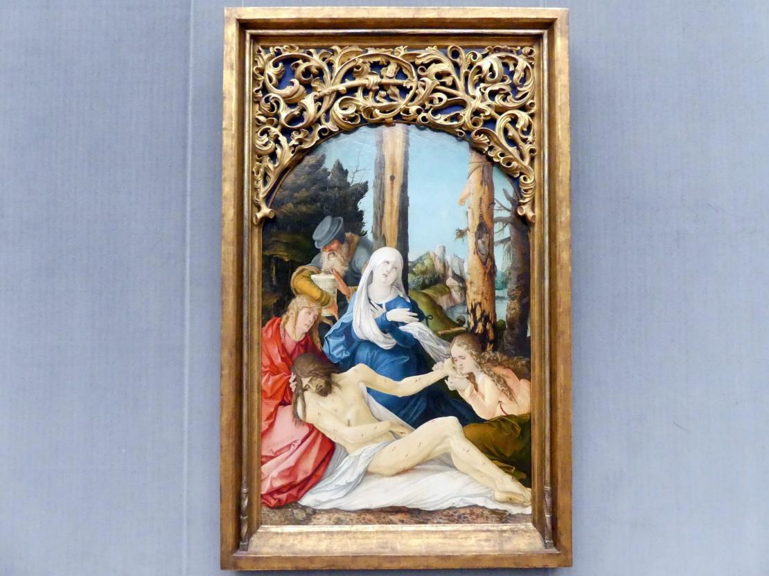 Hans Baldung Grien: Die Beweinung Christi, Um 1516