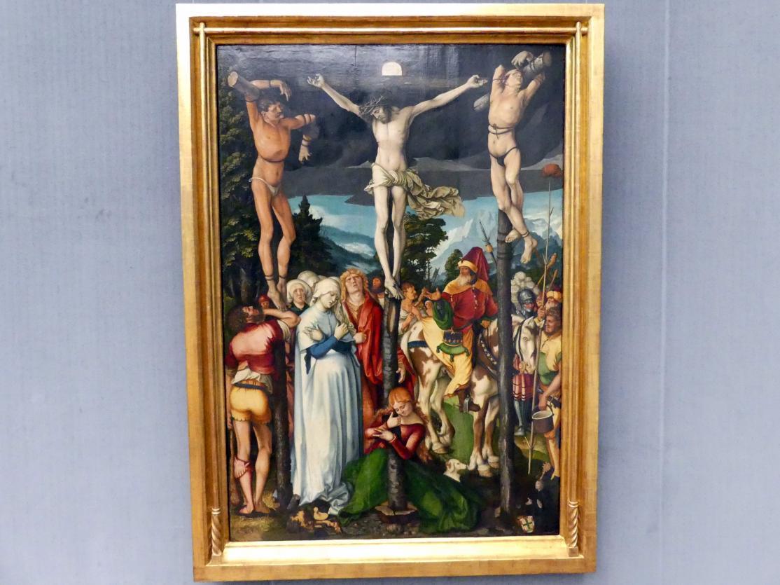 Hans Baldung Grien: Die Kreuzigung Christi, 1512