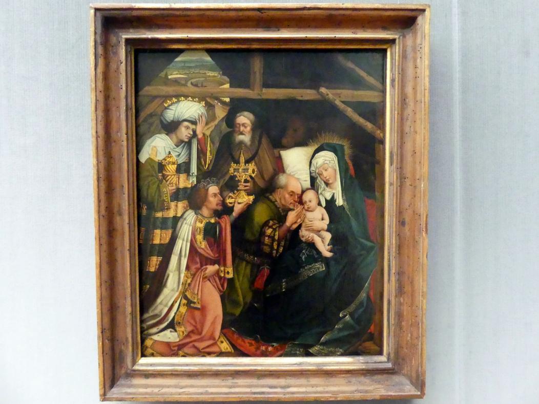 Die Anbetung der Könige, Um 1510