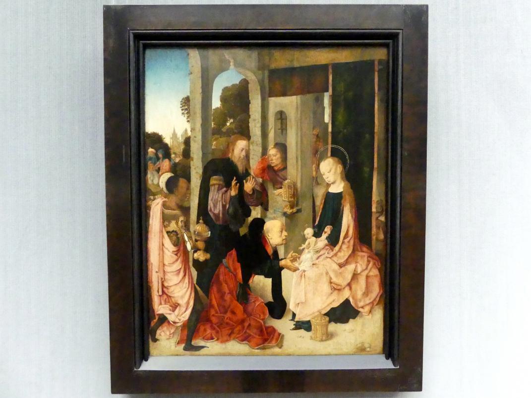 Meister der Virgo inter Virgines: Die Anbetung der Könige, Undatiert
