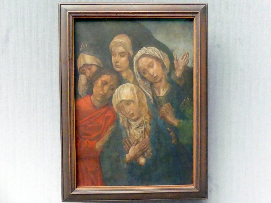 Hugo van der Goes: Die Beweinung Christi, um 1480