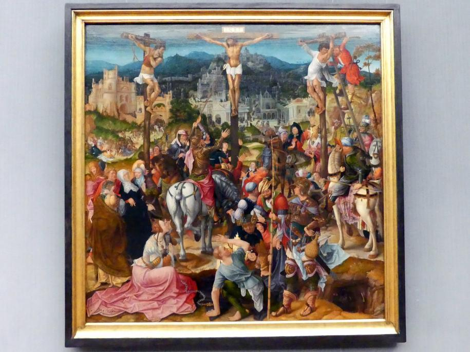 Die Kreuzigung Christi, um 1520