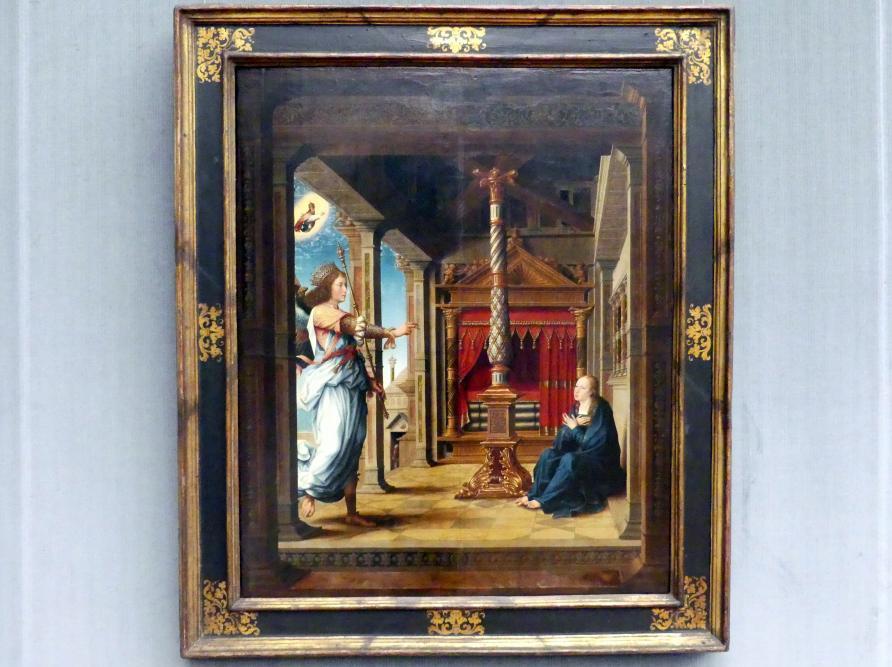 Die Verkündigung an Maria, um 1520
