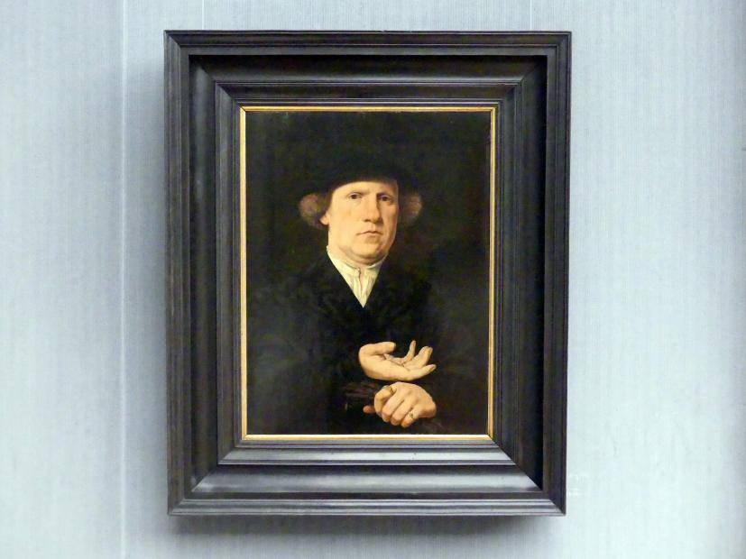Jan Cornelisz Vermeyen: Der Antwerpener Kaufmann Hieronymus Tucher (gestorben 1540), um 1530