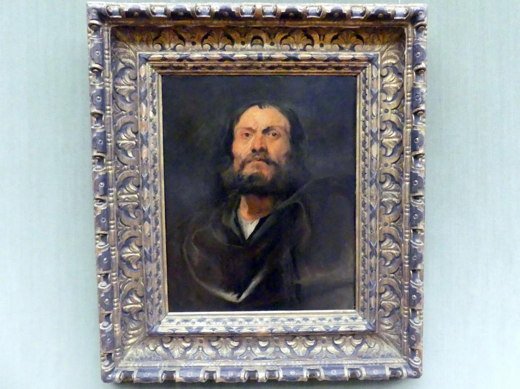 Anthonis (Anton) van Dyck: Brustbild eines Apostels, um 1618