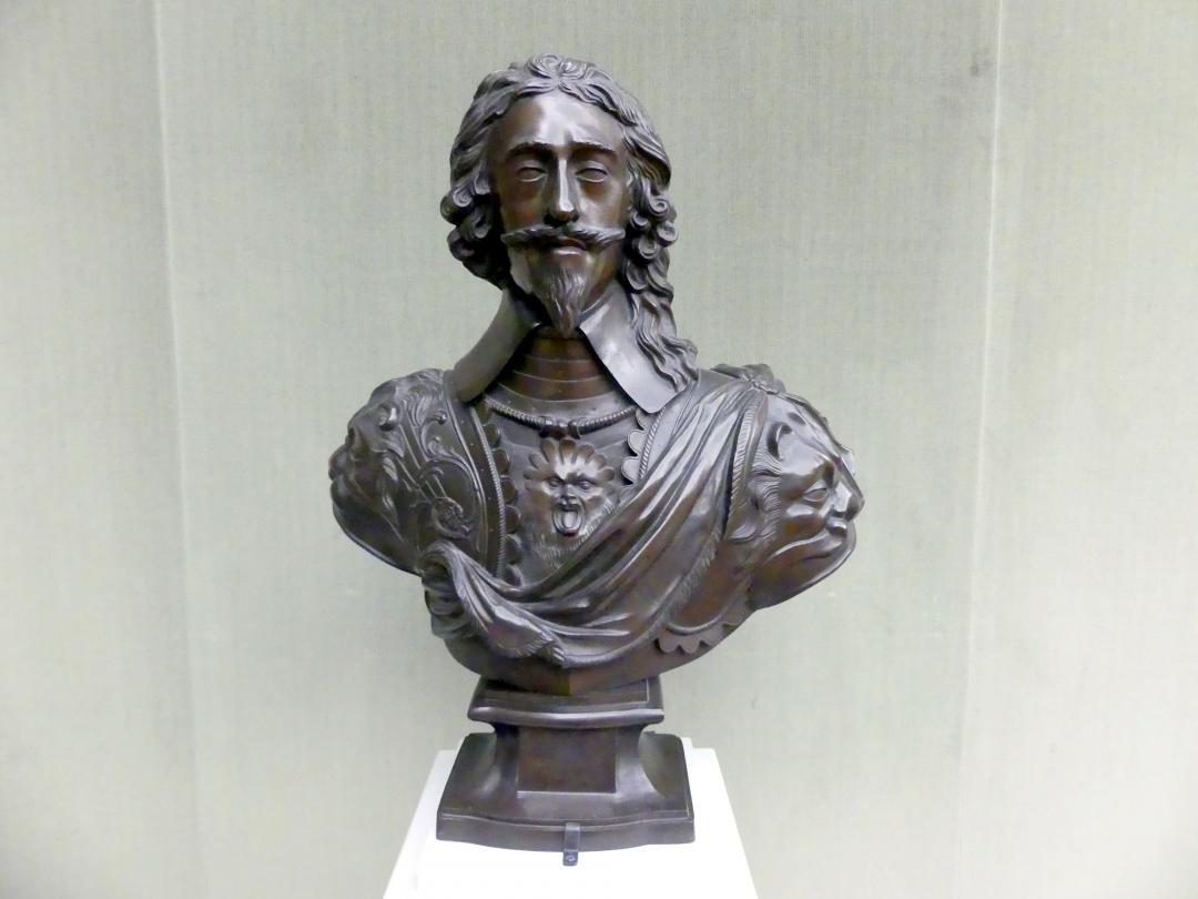 Hubert Le Sueur: Bildnis König Charles I. von England, Undatiert