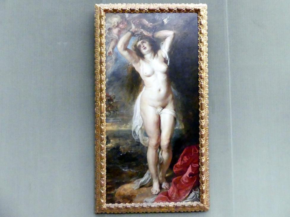 Peter Paul Rubens: Andromeda, um 1638