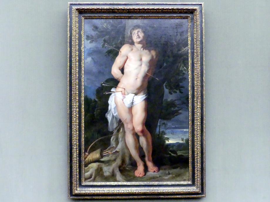 Peter Paul Rubens: Der hl. Sebastian, um 1618