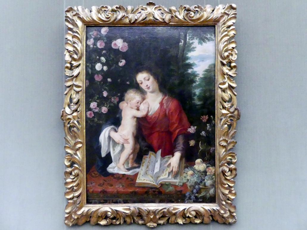 Peter Paul Rubens: Maria mit dem Kind, um 1625 - 1628