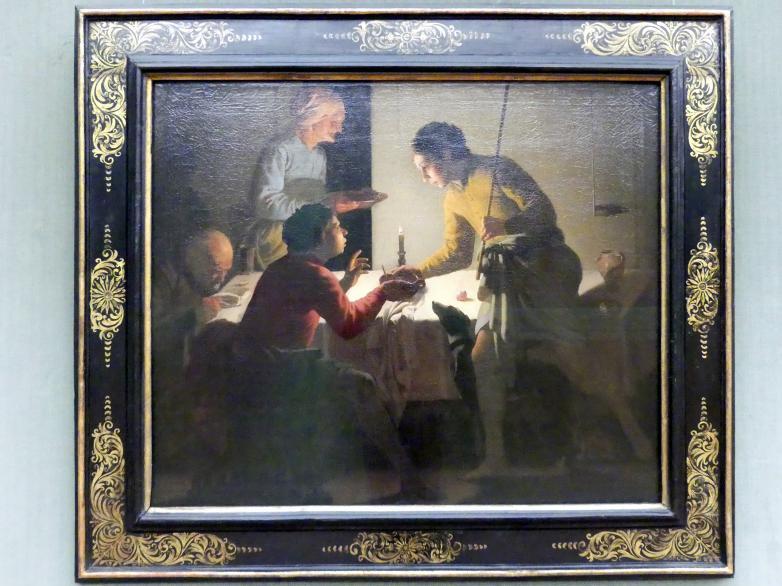 Hendrick ter Brugghen: Esau verkauft sein Erstgeburtsrecht, Undatiert