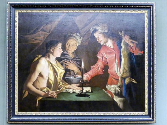 Matthias Stom: Esau verkauft sein Erstgeburtsrecht, Undatiert