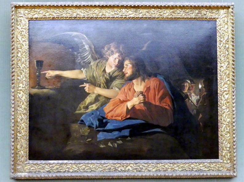 Matthias Stom: Christus am Ölberg, Undatiert