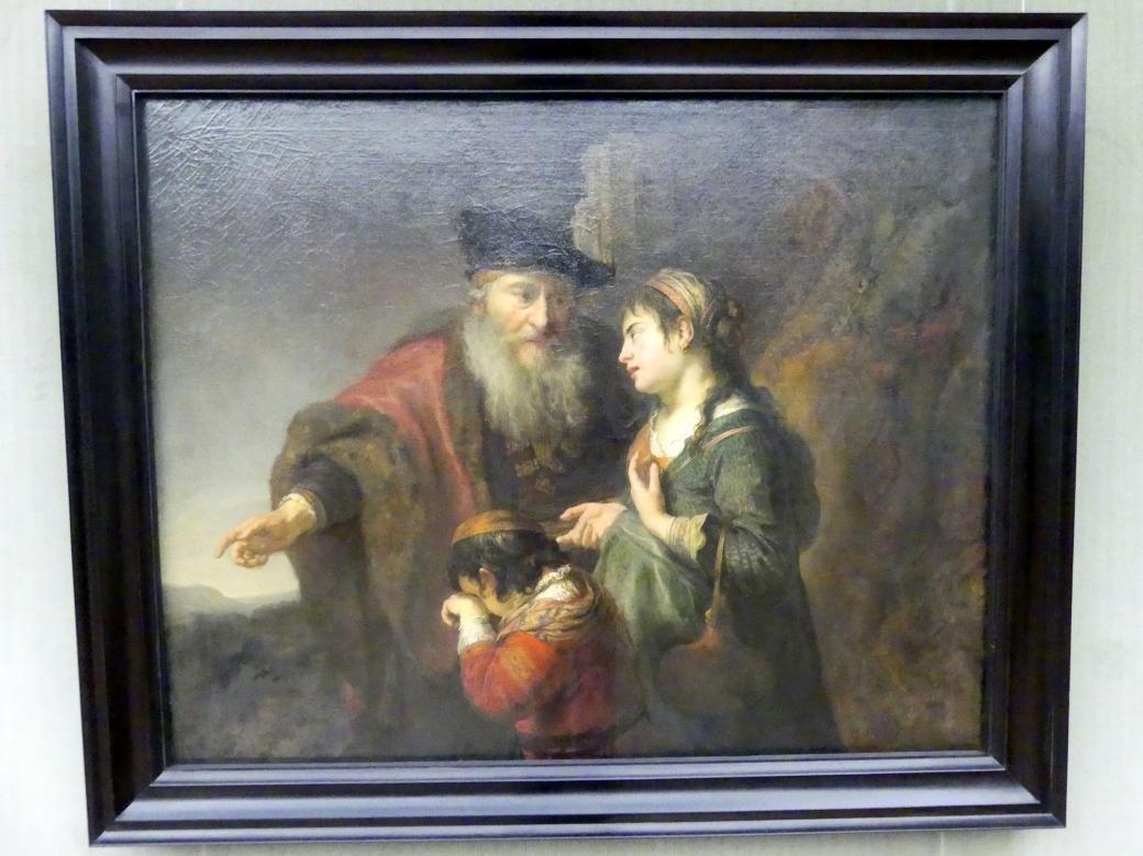 Govaert Flinck: Die Verstoßung der Hagar, 1640 - 1642