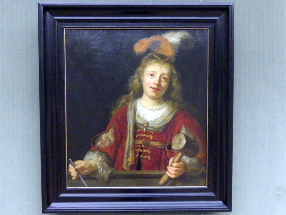 Johannes Spilberg: Jael, 1644
