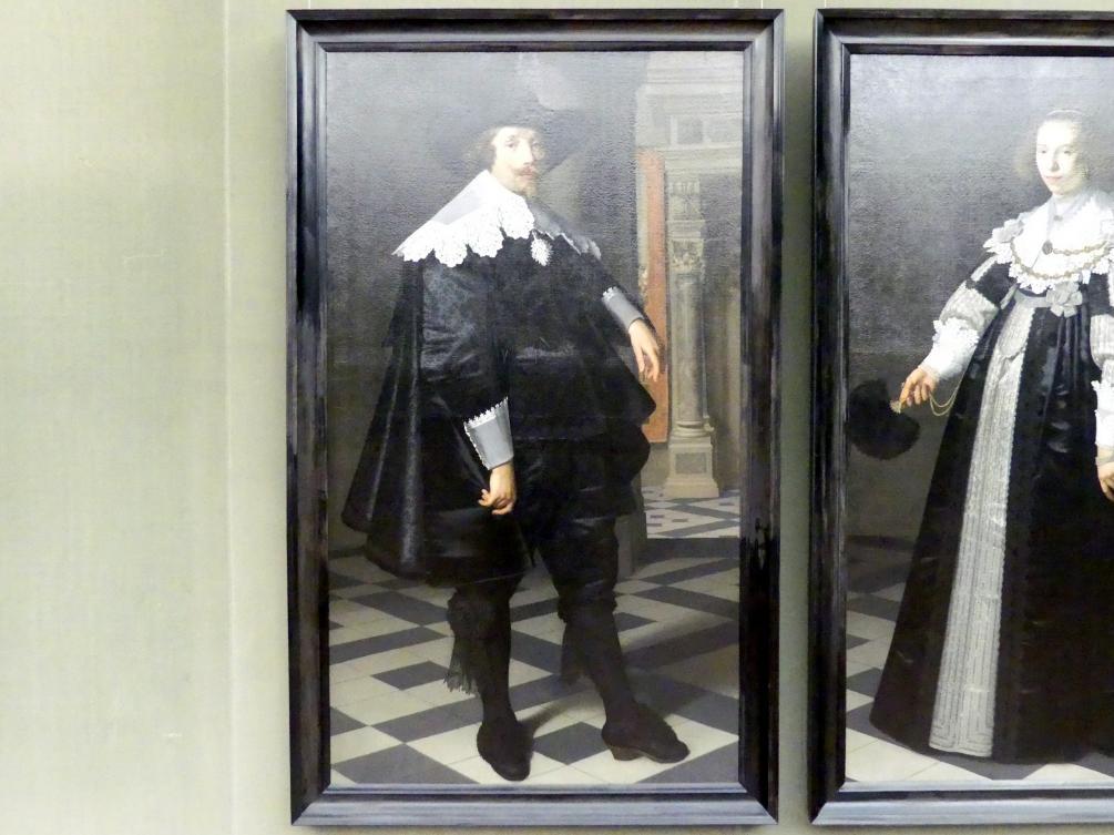 Nicolaes Eliasz. Pickenoy: Cornelis de Graeff (1599-1664), Bürgermeister von Amsterdam, 1636