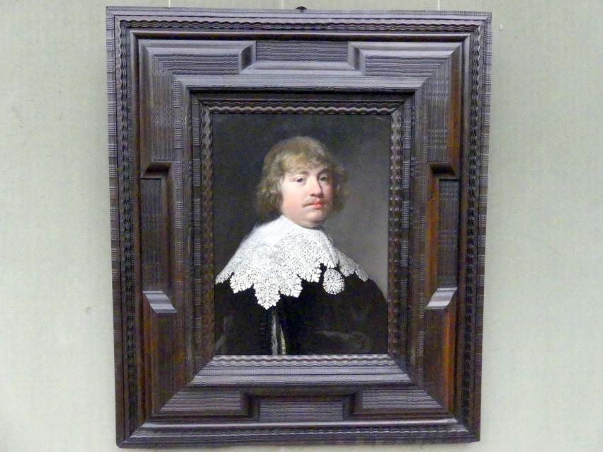 Jan Antonisz. van Ravesteyn: Reynier Pauw van Nieuwerkerk (1612-1652), 1633