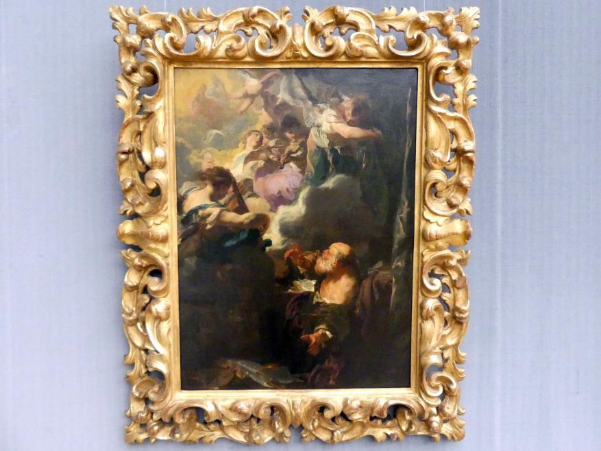 Johann Liss: Die Verzückung des hl. Paulus, um 1628 - 1629