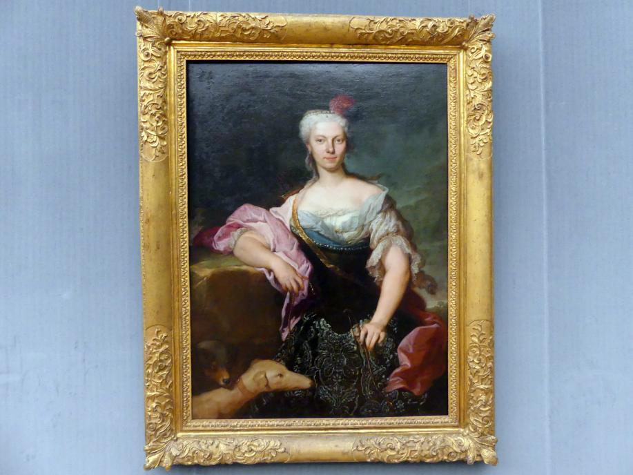 Jacopo Amigoni: Bildnis einer Dame als Diana, Undatiert